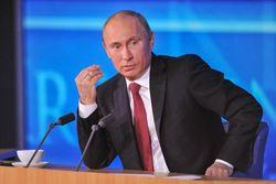 Владимир Путин ответил на вопросы Авторадио