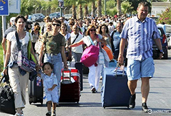 Вместо Европы российские туристы выбирают Азию и Африку