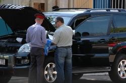В ГИБДД  отказывают в регистрации автомобиля, если прежний владелец имеет долги
