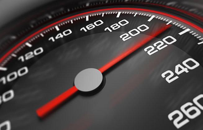 превышение средней скорости автомобиля сползло обратно