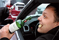 Выпиваешь за рулём - отправляйся в больницу!